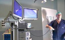 Técnicas pioneras en Badajoz en cirugía de la hernia de pared abdominal
