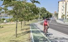 El PSOE pide al PP que cree más carriles bici en Badajoz