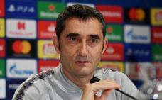 Valverde: «El mercado invernal está cerca y tendremos que valorarlo»