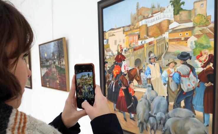 Exposición 'Extremadura' de Puerto Encinas