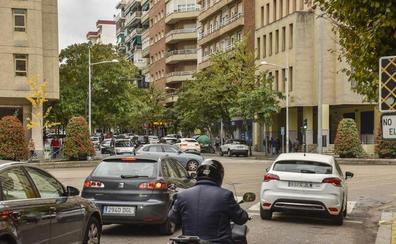 La Ley del Cambio Climático obligará a restringir el tráfico en el centro de Badajoz en 2023