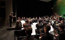 Concierto de la Banda Sinfónica del Conservatorio Juan Vázquez