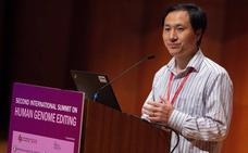 El científico chino que modificó el ADN de dos bebés pone en «pausa» sus ensayos