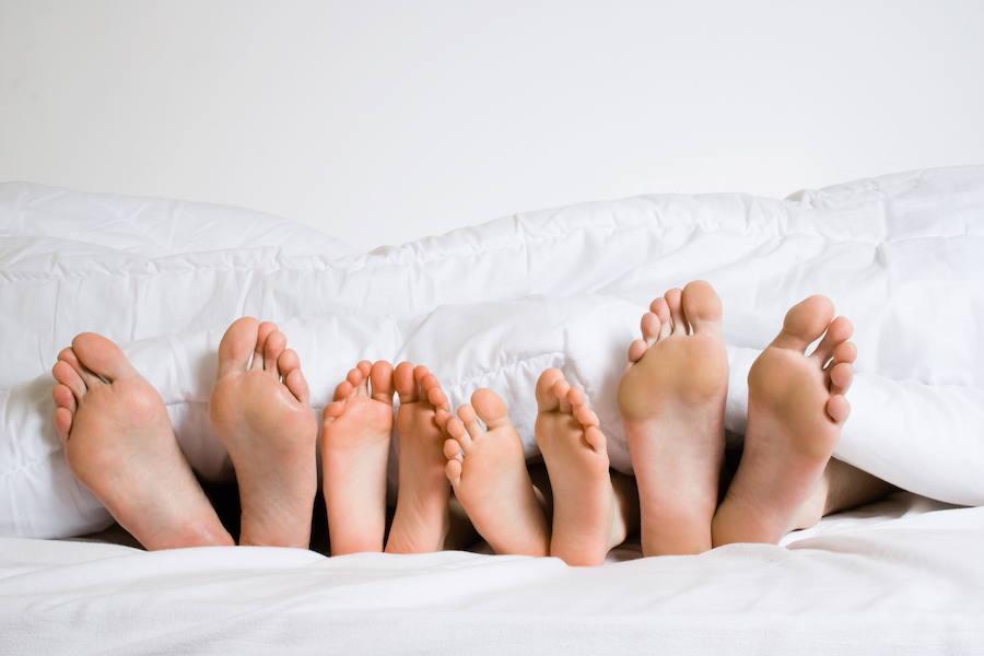 Tres de cada cuatro españolas reclaman más permisos para tener al menos dos hijos