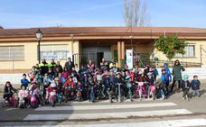 Clausurado el programa de educación vial en los colegios