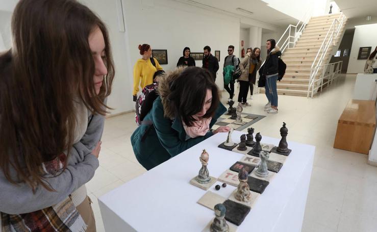 Exposición 'Jaque al Nenúfar'