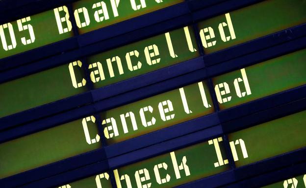 Aeropuertos./Reuters