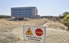 Una nueva empresa tendrá que terminar el Palacio de Justicia de Badajoz