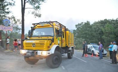 Una sentencia del TSJEx ratifica las dos nuevas categorías de bombero forestal del Plan Infoex