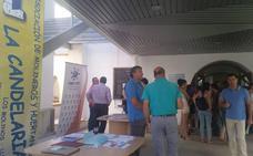 Más de 280 personas se dan cita en la feria de Emprendimiento en Villafranca