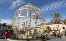 El programa navideño de Mérida incluye una fiesta 'preúvas' y un espectáculo de música y luz