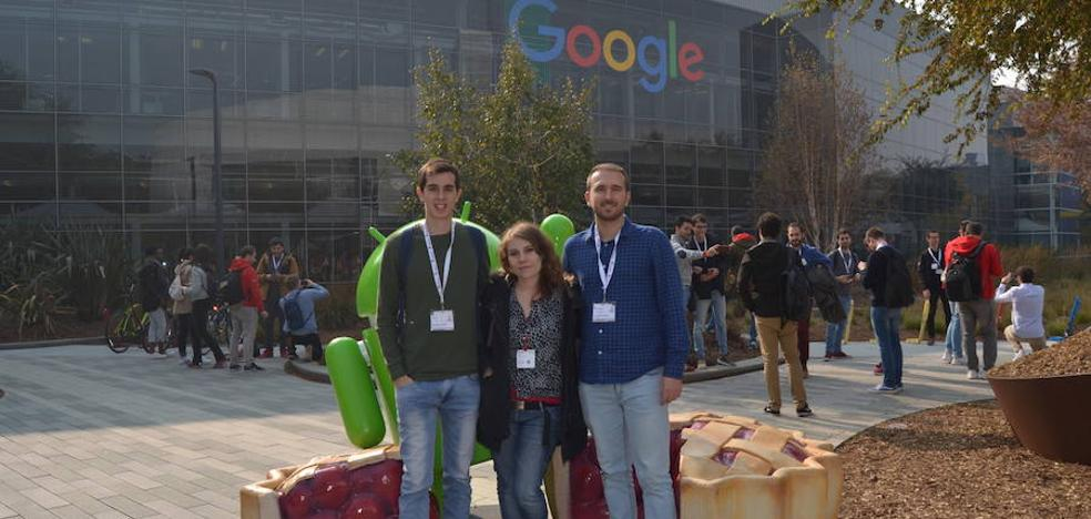 Tres extremeños en Silicon Valley