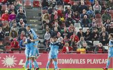 Almería y Extremadura empatan en un intenso duelo