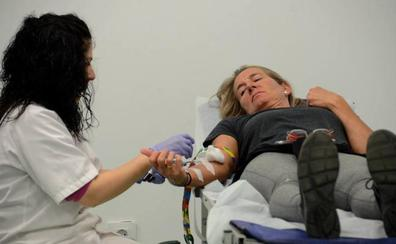 El Banco de Sangre recogerá unas 3.500 donaciones este mes en 35 poblaciones extremeñas