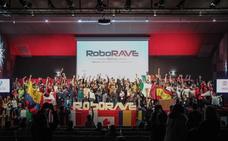 La RoboRave supera los 20.000 visitantes en Badajoz