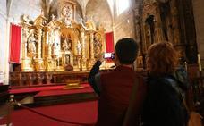 La Concatedral de Santa María de Mérida, también centro de arte
