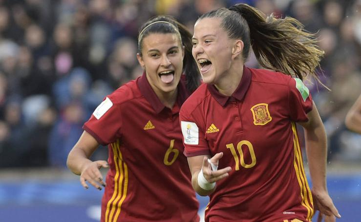 La selección española de fútbol femenino gana su primer Mundial