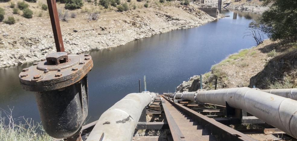 La obra para traer más agua desde el Almonte hasta Cáceres se quiere licitar en 15 días