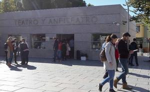 Visitas guiadas nocturnas al Teatro y Anfiteatro de Mérida hasta el 8 de diciembre