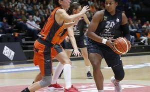 Racha truncada en Valencia