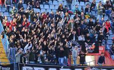 El Badajoz se queda a medias