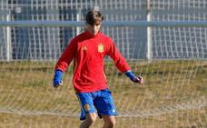 La selección española sub-18 llega esta tarde a Badajoz