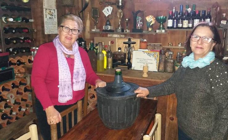 El arte de hacer buen vino de pitarra