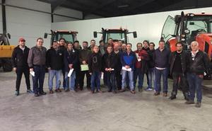 Curso de avances en la maquinaria agrícola