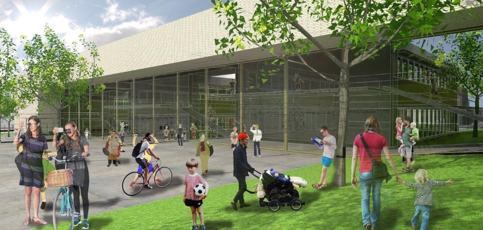 El colegio del Cerro Gordo empezará a construirse a comienzos de año