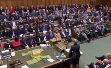 El Parlamento guiará el 'brexit' si May pierde el voto de su acuerdo