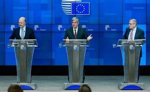 El Eurogrupo cierra 'in extremis' un pacto anticrisis