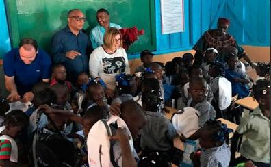Extremadura financia una escuela para 350 niños en Haití