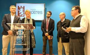 Los Reyes Magos adelantarán su llegada un día y recibirán las llaves de Cáceres el 3 de enero