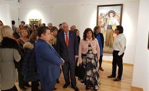 Inaugurada la sala de exposición permanente dedicada a José Gordillo