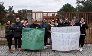 La Junta destina 910.000 euros a la renovación del colegio Cerro de Reyes