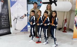 Oro, plata y bronce en el Campeonato de España