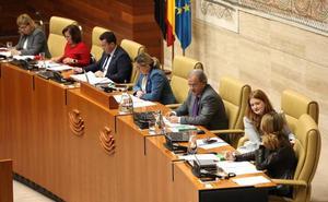La Asamblea aprueba por unanimidad la Ley de Conciertos Sociales