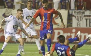 Borja Granero espera que el equipo siga creciendo