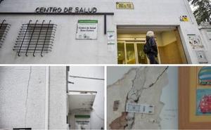El SES estudia trasladar el centro de salud Los Pinos, en Badajoz, al tener dañados los cimientos