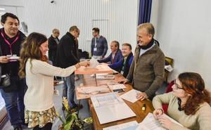 CSIF aumenta su ventaja en las elecciones de la Administración general de la Junta