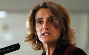 La ministra Ribera, partidaria de prohibir los toros y la caza
