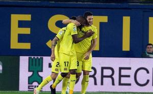 Ekambi y el Villarreal destrozan al Almería