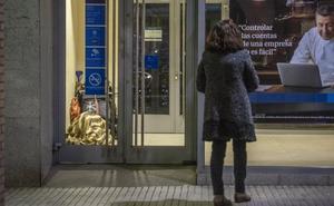 Unas 30 personas duermen en las calles de Badajoz cada noche