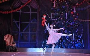 El Ballet Nacional Ruso pone en escena en Cáceres el ballet 'El Cascanueces'