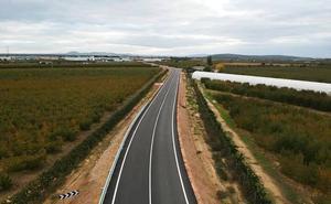 La red provincial de carreteras gana en seguridad vial