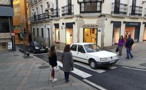 Las restricciones de tráfico para Cáceres en 2023 se basarán en el plan local de movilidad