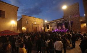 El Irish Fleadh, el festival más cívico para los vecinos de la parte antigua de Cáceres