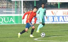 Doble reacción de España para derrotar a Portugal