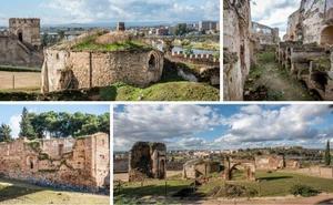 Las ermitas de la Alcazaba de Badajoz piden socorro