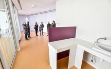 La nueva Casa de la Mujer de Badajoz empezará a funcionar el primer trimestre de 2019
